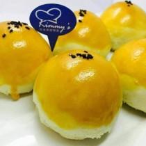 【丹尼廚房】Kimmy's克米烘焙-蛋黃酥 一盒 (12入/1盒) (免運)