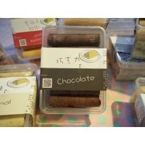 【丹尼廚房】朵菈幸福手工蛋捲-巧克力 (四盒7-11店到店取貨免運)