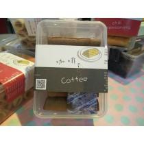 【丹尼廚房】朵菈幸福手工蛋捲-咖啡 (四盒7-11店到店取貨免運)