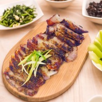 【丹尼廚房】凱子料理-秘製鹹豬肉 重量:500g±5%